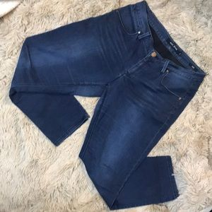 Stretchy crop Jeans